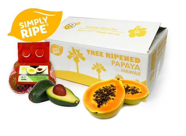 Simply Ripe product line